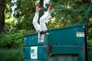 Are You Being Vigilant Against a Dumpster Diving Attack?