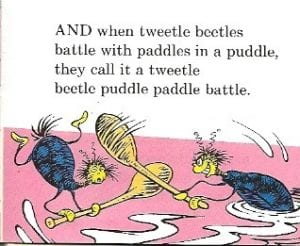 What Do You Know About Tweetle Beetles?