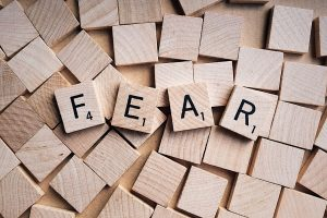 Fear as part of my pretext