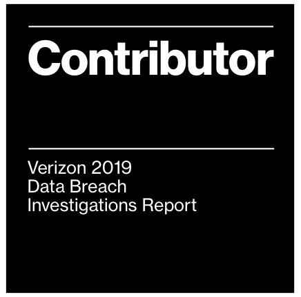 The Verizon 2019 DBIR