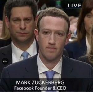 A Nonverbal Analysis of Mark Zuckerberg's Congress Testimony