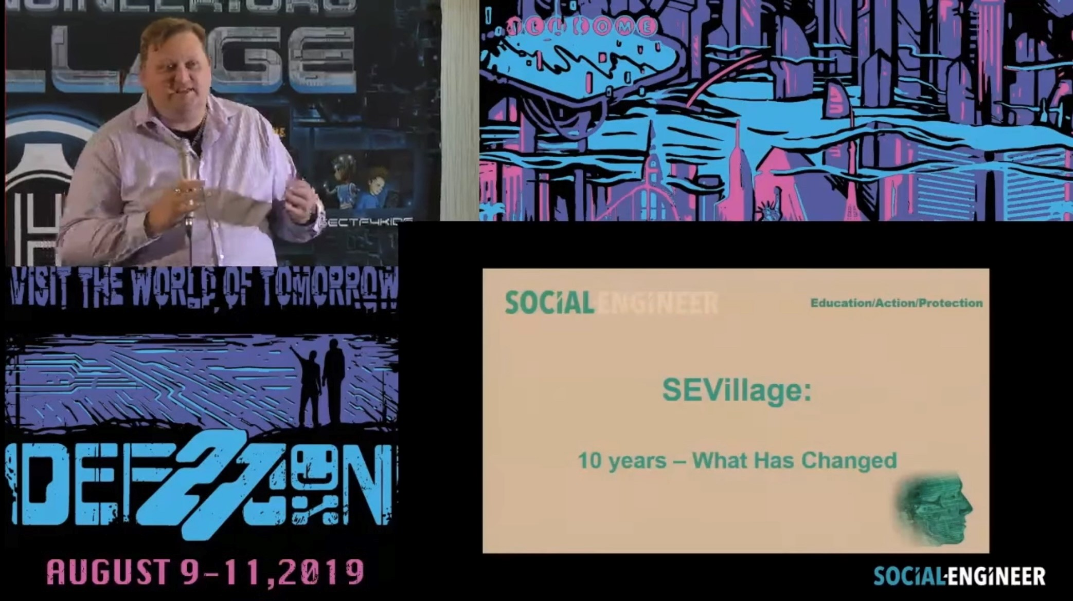 SEVillage 10 Year Anniversary: A Look Back – Def Con 27