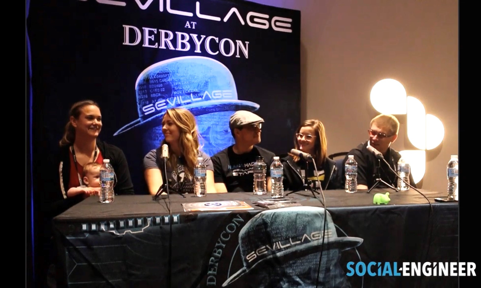Vishing: Real vs. Competition, What's the Difference – DerbyCon 8 Panel